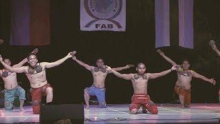 Maglalatik -  a Filipino Folk Dance     (720p 8M)