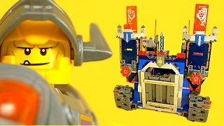 getlinkyoutube.com-LEGO NEXO Knights 70317 The Fortrex