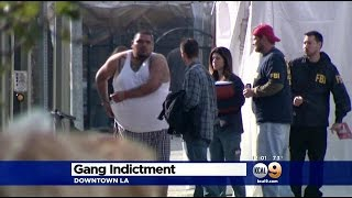 getlinkyoutube.com-East LA Gang Members With Ties To Mexican Mafia Indicted On Federal Racketeering Charges