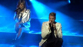 "getlinkyoutube.com-Pentatonix - ""Love Yourself"" [Cover] and ""Where Are Ü Now"" (Live in San Diego 5-3-16)"