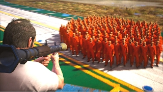 getlinkyoutube.com-【GTA5】100人同時に死刑執行する16の方法 / HOW TO KILL 100+ PEOPLE AT THE SAME TIME
