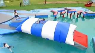 getlinkyoutube.com-Total Wipeout - Series 3 Episode 12 (Celebrity Special)