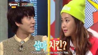 getlinkyoutube.com-Mamma Mia | 맘마미아 - Episode 24: The Chuseok Special Mamma Arcade! Sons and daughters!l (2013.10.13)