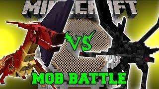 getlinkyoutube.com-LEONOPTERYX VS NIGHTMARE - Minecraft Mob Battles - OreSpawn & Mutant Creatures Mods