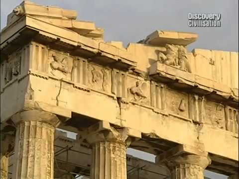 Discovery Channel Documentary - Engineering Feats of the Golden Age - The Parthenon - Part 1