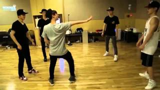 getlinkyoutube.com-[ENG SUB] 130920 WIN - Who Is Next Unreleased Clip   (Team B's Comic Dance Battle)