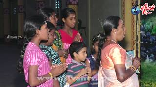 சுன்னாகம் - கிழக்கு சொர்ணவரத பத்திரகாளி அம்பாள் கோவில் நவராத்திரி விரதம் நான்காம் நாள் 23.09.2017