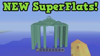 getlinkyoutube.com-Minecraft Xbox 360 / PS3 Best Custom Superflat in Tu31