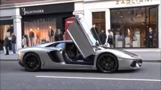 getlinkyoutube.com-ランボルギーニ アヴェンタドールを乗るアラブの金持ちが乗る かっこよすぎる!!