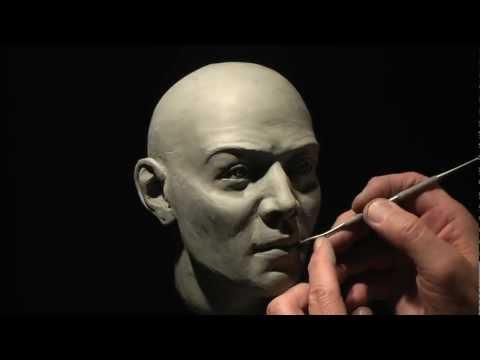 Head Sculpture Part-4