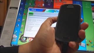 getlinkyoutube.com-Como Regresar a la Rom Stock de Fabrica (Telcel) - Galaxy S3 Mini GT-I8190L (EspañolMX)