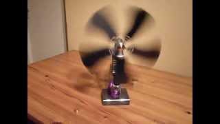 getlinkyoutube.com-Candle Power Fan