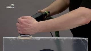getlinkyoutube.com-015 Полировка торцов акрила (обучающее видео: мастер-класс полировки акрилового стекла)
