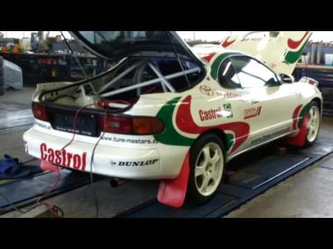 Toyota Celica Turbo 4WD Carlos Sainz