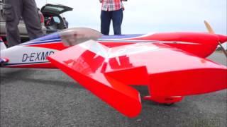 getlinkyoutube.com-Danial Pilot-rc Extra330SE 50cc Dle55RA Hitec 5785 Xoar 22x8