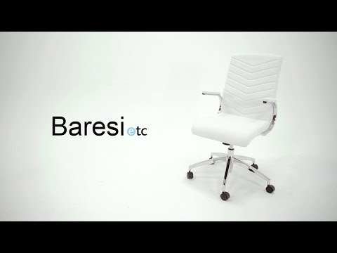 TC Office Chairs - Baresi Video Demonstration