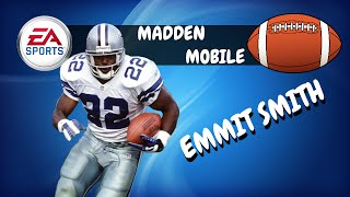 getlinkyoutube.com-Emmit Smith Gameplay! Madden Mobile 17