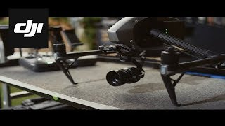 getlinkyoutube.com-DJI – Inspire 2 – Behind the Scenes – X5S Camera