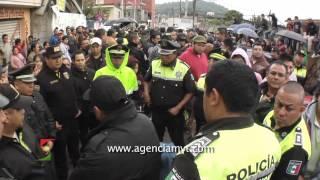 getlinkyoutube.com-Nuevo intento de linchamiento a dos presuntos delincuentes, ahora en Huixquilucan