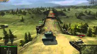 World of Tanks Physics Fails