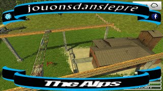 getlinkyoutube.com-farming simulator 2013 / The Alps /SAISON 2 / Forest Edition / EP 9/  FIN
