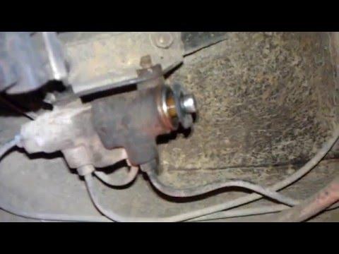 Регулятор тормозных усилий шаман установка и регулировка ваз 2108 2110 2112