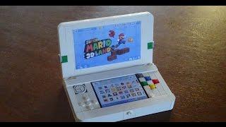 getlinkyoutube.com-Lego New Nintendo 3DS