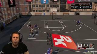 getlinkyoutube.com-Savage Kid Hustles me on Gauntlet NBA 2K16