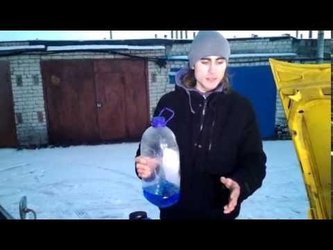 Как правильно заливать охлаждающию жидкость
