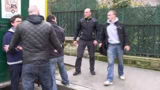 getlinkyoutube.com-Self Defense en situations réelles - Penchak Silat