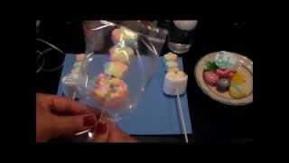 getlinkyoutube.com-DIY Como hacer Brochetas de bombón para babyshower
