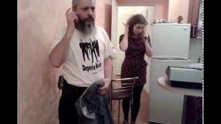 getlinkyoutube.com-Экспонат. Ленинград. Лабутены. Пародия.