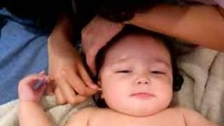 BABIES LOVE Q-TIPS!