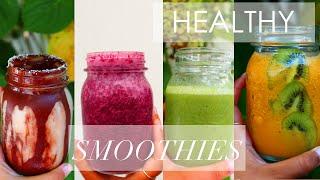 getlinkyoutube.com-♡ Healthy Smoothies - 1# // VEGAN ♡