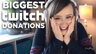 getlinkyoutube.com-Top 10 BIGGEST Twitch Donations of All Time (CRAZY REACTIONS!)