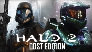 getlinkyoutube.com-Halo 2 Anniversary (ODST Edition) Game Movie All Cutscenes 1080p HD