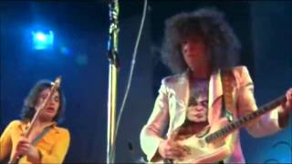 T Rex - Bang A Gong - (Get It On) - live Concert Wembley - 18th March 1972.3gp width=