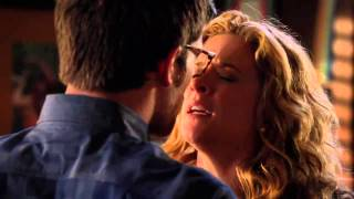getlinkyoutube.com-Wes and Maddie Kiss!!!💑😍💏 Recovery road 1x07