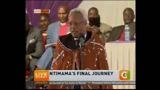 Lowassa calls on Maasais to fulfill Ole Ntimama's will on land