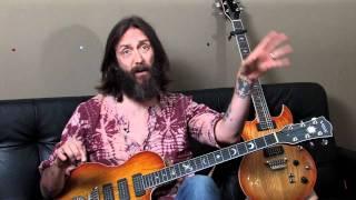 Chris Robinson talks about VOX Guitars