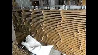 getlinkyoutube.com-Inventar apicol - Cherestea pentru stupi ( Cati stupi ies dintr-un metru cub de cherestea ? )