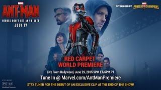 getlinkyoutube.com-Marvel's Ant-Man Red Carpet Premiere