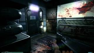Doom 3 Resurrection of Evil (with Sikkmod) - PC - Fun gameplay sequence width=