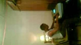 Semere Zereabruk Ethiopia Addis Ababa Playign PIano/organ