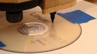 getlinkyoutube.com-Homemade DIY CNC Router Labeling CD with LinuxCNC 2.5