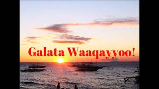 Faarfannaa Afaan Oromoo walitti fufaa..