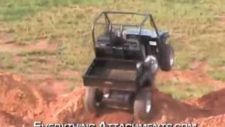 getlinkyoutube.com-Bad Boy MTV Test Flight - Electric Multi Terrain Vehicle.