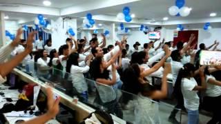 getlinkyoutube.com-Office dance Performance