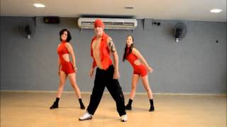 getlinkyoutube.com-We Found Love - Rihanna | Coreografia Professor Jefin