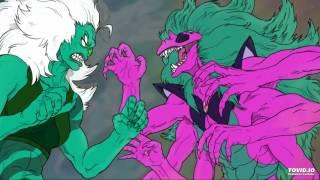 getlinkyoutube.com-Steven Universe Soundtrack - Collaboration/Malachite VS Alexandrite (Extended)